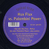 Various Artists - Hux Flux and Palombini Power EP