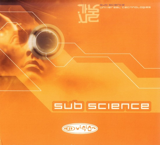 Various Artists - Sub Science: Front