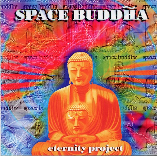 Space Buddha - Eternity Project: Front