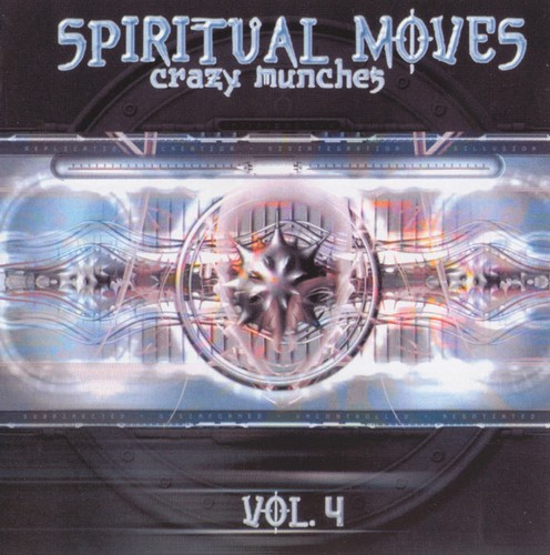 Various Artists - Spiritual Moves 4: Crazy Munchies: Front
