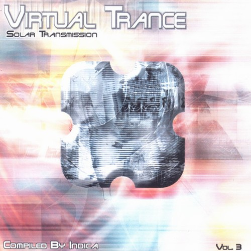 Various Artists - Virtual Trance 3: Solar Transmission: Front