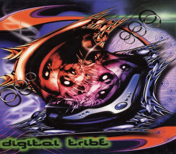 Various Artists - Digital Tribe: Front
