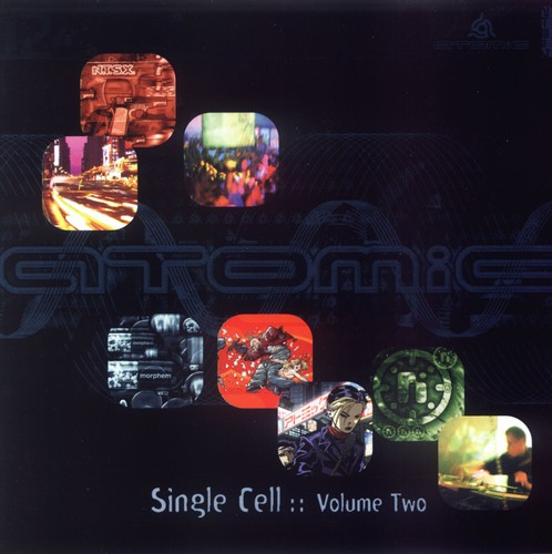 Various Artists - Single Cell 2: Front