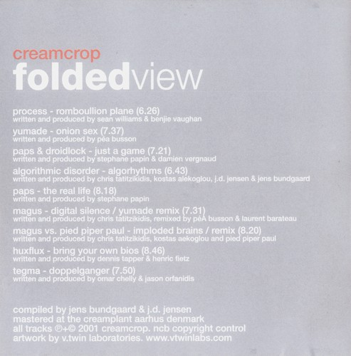 Various Artists - Folded View: Inside 2