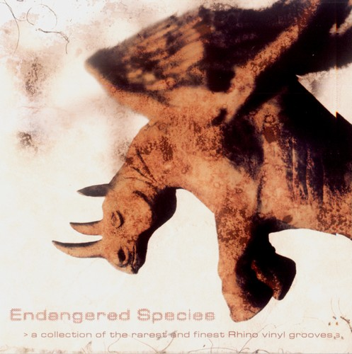 Various Artists - Endangered Species: Front