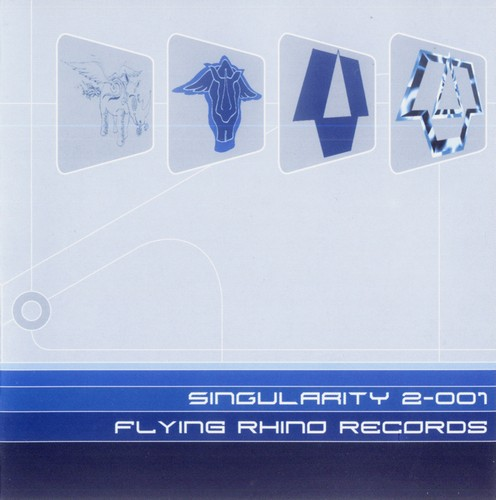 Various Artists - Singularity 2-001: Front