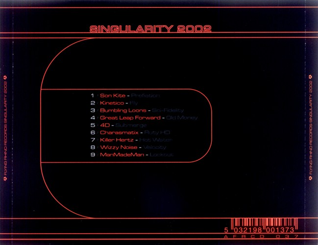Various Artists - Singularity 2002: Back