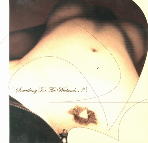 Various Artists - Something For The Weekend: Front