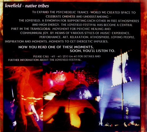 Various Artists - Lovefield 1 - Native Tribes: Inside
