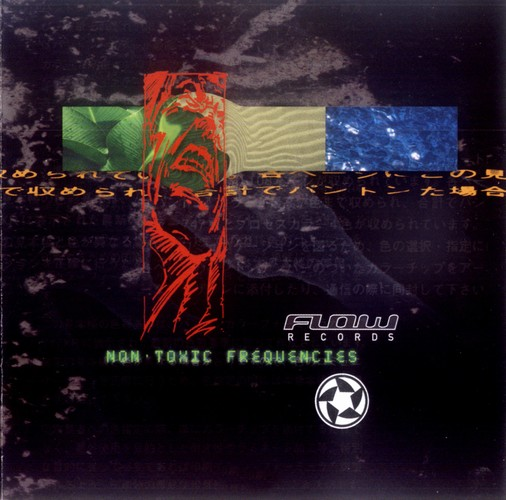 Various Artists - Non-Toxic Frequencies: Front