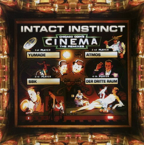 Intact Instinct - Chicago Coin's Cinema Remixes: Front
