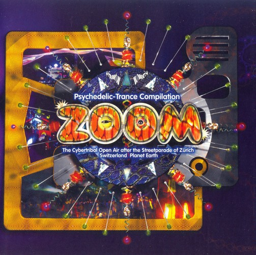 Various Artists - Zoom 2000: Front