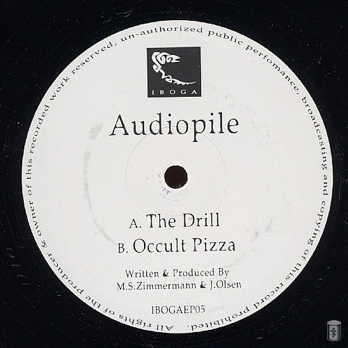 Audiopile - Drill EP: Side A