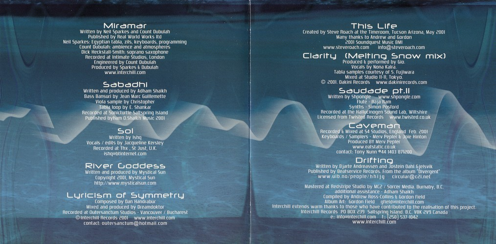 Various Artists - Floatation: Inside 2