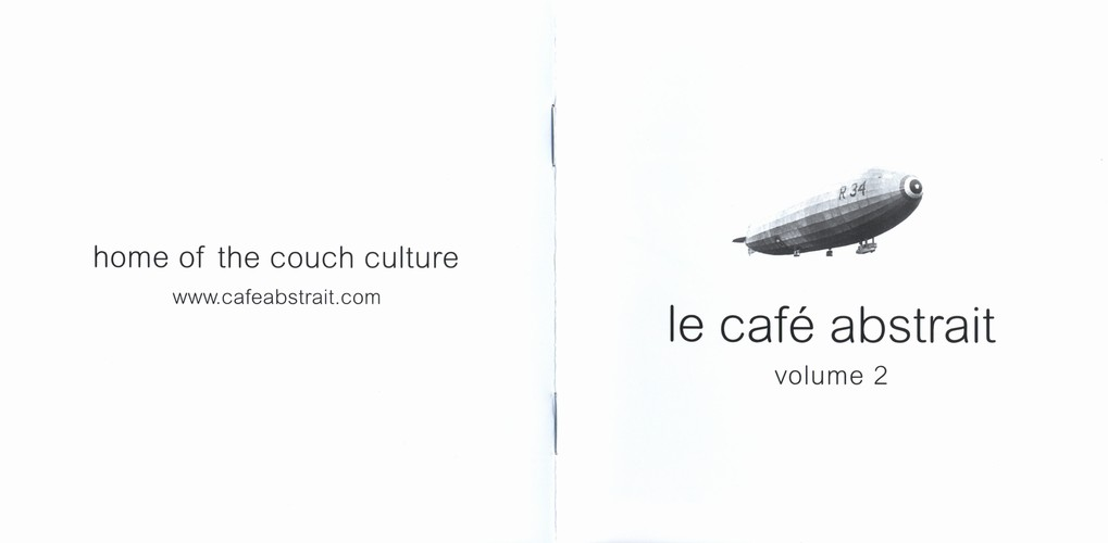 Various Artists - Le Café Abstrait 2 - Relaxation is Total Peace: Extra