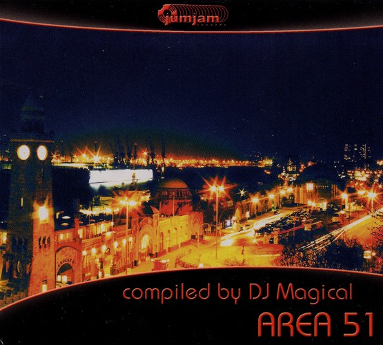 Various Artists - Area 51: Front
