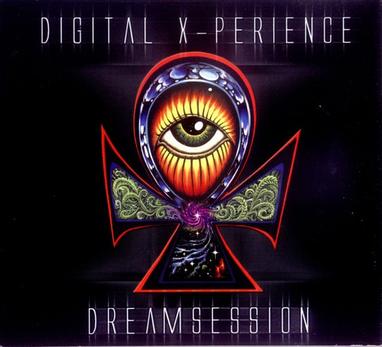 Various Artists - Digital X-perience - Dreamsession: Front