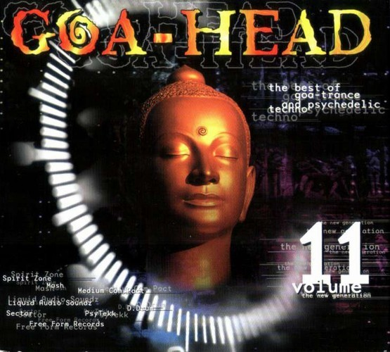 Various Artists - Goa Head 11: Front