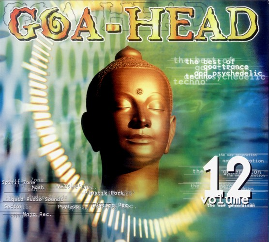 Various Artists - Goa Head 12: Front