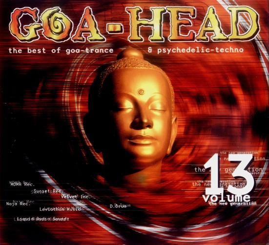 Various Artists - Goa Head 13: Front