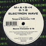 Electron Wave - Temporal Distortion EP