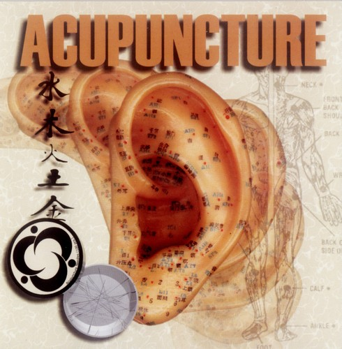 Various Artists - Acupuncture: Front