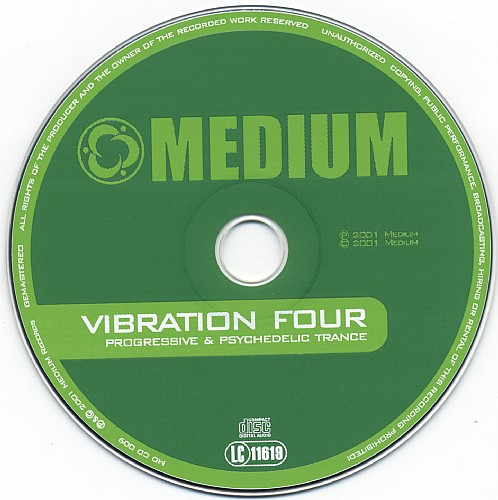 Various Artists - Vibration 4: CD