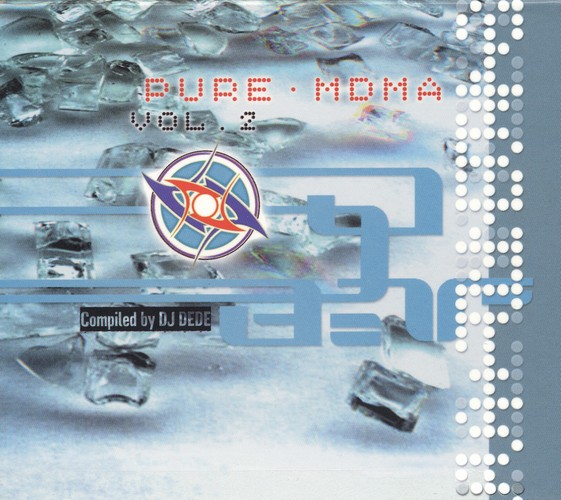 Various Artists - Pure MDMA Selected Vibes 2: Front