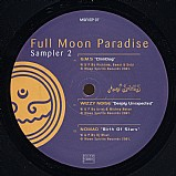 Various Artists - Full Moon Paradise Sampler 2 EP