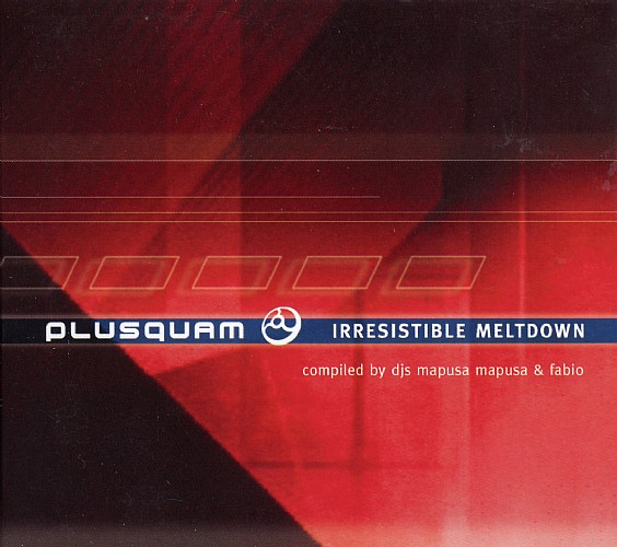 Various Artists - Irresistible Meltdown: Front