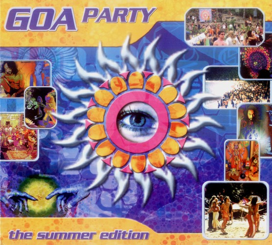 Various Artists - Goa Party - The Summer Edition: Front