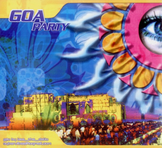 Various Artists - Goa Party - The Summer Edition: Inside 3