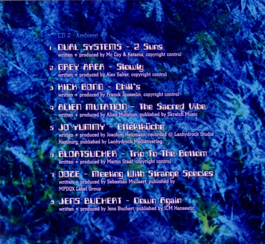 Various Artists - Global Psychedelic Trance 8: Inside 2