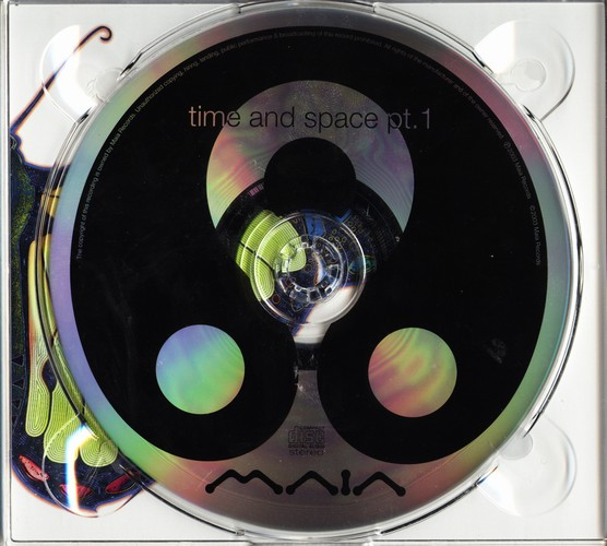 Various Artists - Time & Space Part 1: CD
