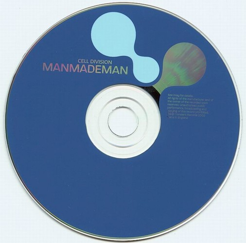 ManMadeMan - Cell Division: CD