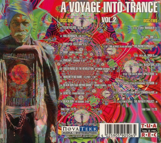 Various Artists - A Voyage Into Trance 2 - Dragonfly: Back