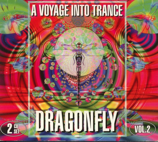 Various Artists - A Voyage Into Trance 2 - Dragonfly: Front