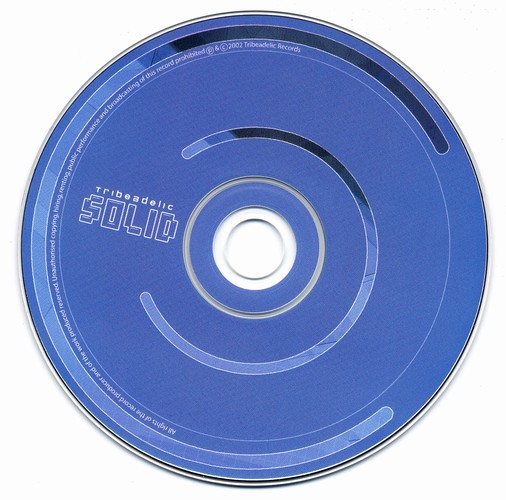 Various Artists - Solid: CD