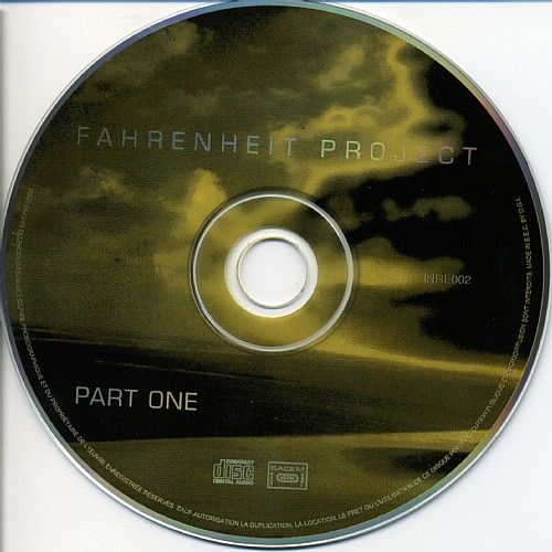 Various Artists - Fahrenheit Project Part 1: CD