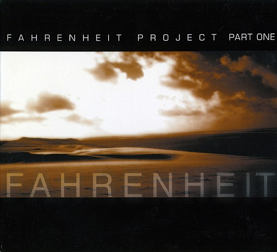 Various Artists - Fahrenheit Project Part 1: Front