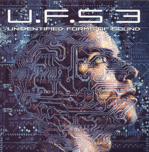 Various Artists - UFS 3 - Unidentified Forms of Sound: Front