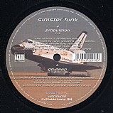 Sinister Funk - Propulsion EP