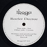 Reefer Decree - O.Tonin EP