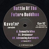 Battle of the Future Buddhas - Domestic Bliss EP