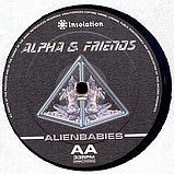 Various Artists - Alienbabies EP