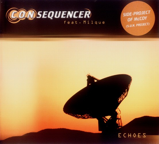 C.O.N. Sequencer - Echoes: Front