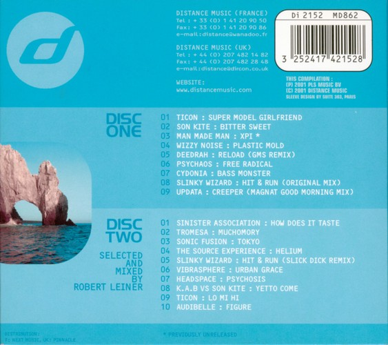 Various Artists - Distance to Goa 10: Back