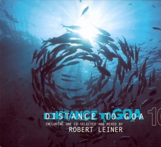 Various Artists - Distance to Goa 10: Front