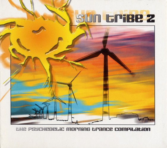 Various Artists - Sun Tribe 2: Front
