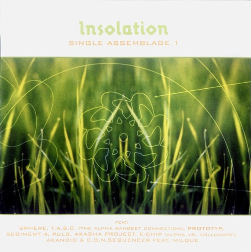 Various Artists - Insolation Single Assemblage 1: Front